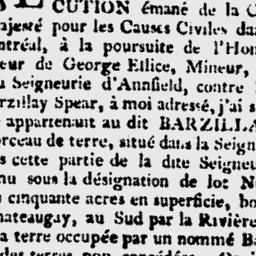 The Quebec Gazette Google News Archive Search